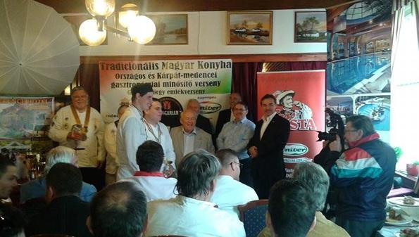 Országos- és Kárpát-medencei gasztronómiai minősítő verseny