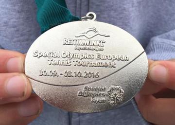 Sárosi Balázs ezüstérmes az Európa Bajnokságon!